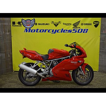 2005 Ducati Supersport 800 for sale 200494162