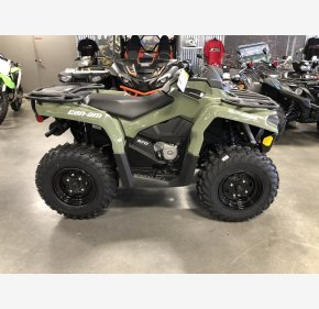 2018 Can-Am Outlander 570 for sale 200499164