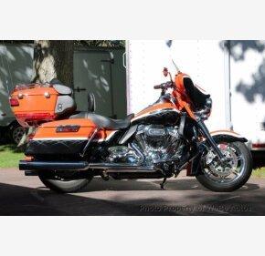 2012 Harley-Davidson CVO for sale 200499308