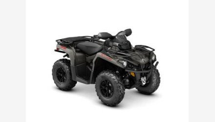 2018 Can-Am Outlander 570 for sale 200499377
