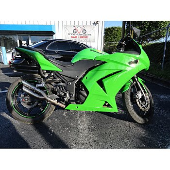 2011 Kawasaki Ninja 250R for sale 200499712