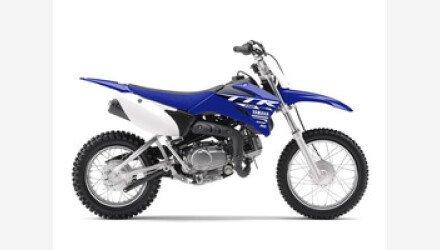 2018 Yamaha TT-R110E for sale 200504538