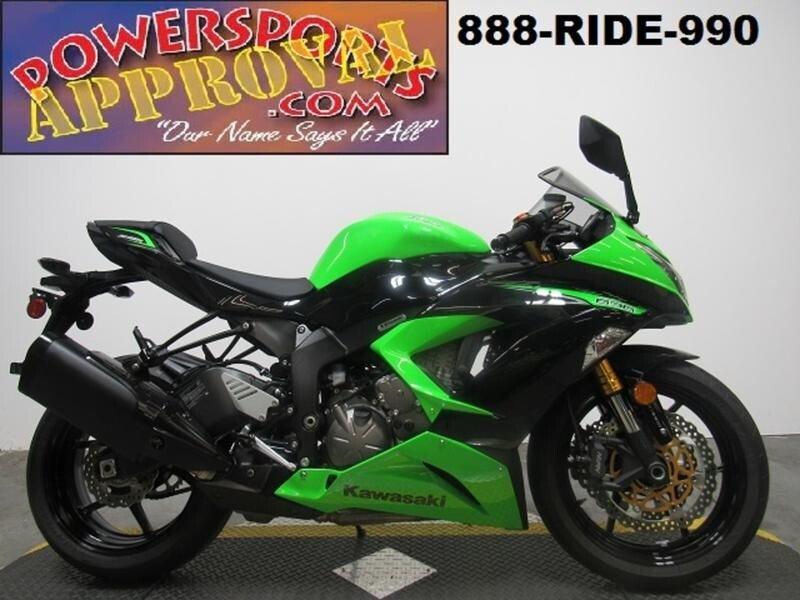 2013 Kawasaki Ninja Zx 6r Motorcycles For Sale Motorcycles On