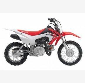 2018 Honda CRF110F for sale 200508356