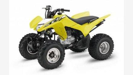 2018 Honda TRX250X for sale 200509786