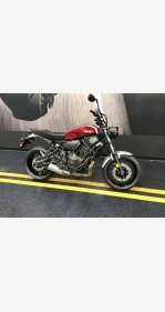 2018 Yamaha XSR700 for sale 200517095