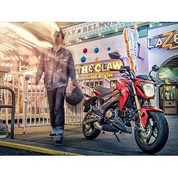 2018 Kawasaki Z125 Pro for sale 200518030