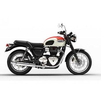 2018 Triumph Bonneville 900 T100 for sale 200522813