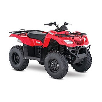2018 Suzuki KingQuad 400 for sale 200533405