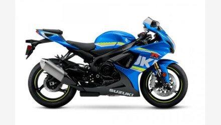 2018 Suzuki GSX-R750 for sale 200539390