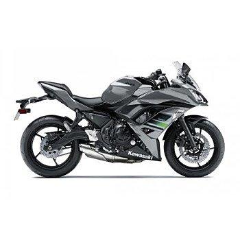 2018 Kawasaki Ninja 650 ABS for sale 200539409