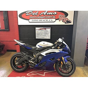 2014 Yamaha YZF-R6 for sale 200540283