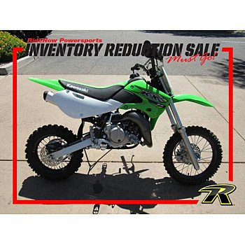 2018 Kawasaki KX65 for sale 200543366