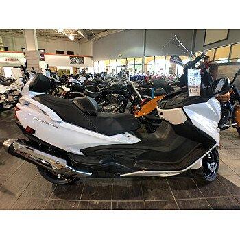 2018 Suzuki Burgman 650 for sale 200543564