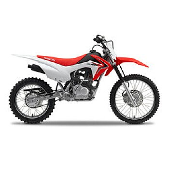 2018 Honda CRF125F for sale 200562524