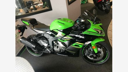 2018 Kawasaki Ninja ZX-6R for sale 200568859