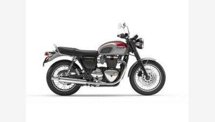 2018 Triumph Bonneville 1200 T120 for sale 200569715