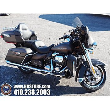 2018 Harley-Davidson Touring Ultra Limited for sale 200573380