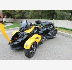 2008 Can Am Spyder Gs Motorcycles For Sale Motorcycles On Autotrader