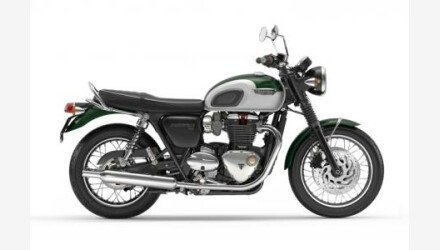 2018 Triumph Bonneville 1200 T120 for sale 200577011