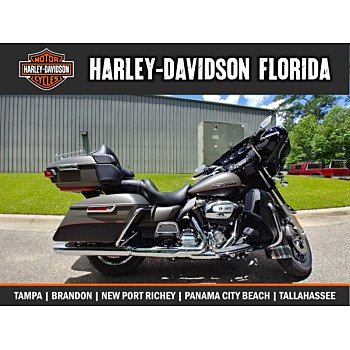 2018 Harley-Davidson Touring Ultra Limited for sale 200579119