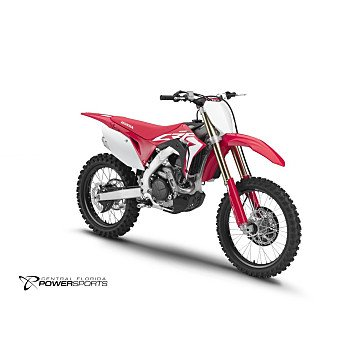 2019 Honda CRF450R for sale 200584150