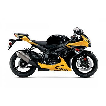2017 Suzuki GSX-R600 for sale 200584618