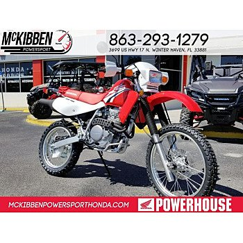 2018 Honda XR650L for sale 200588629