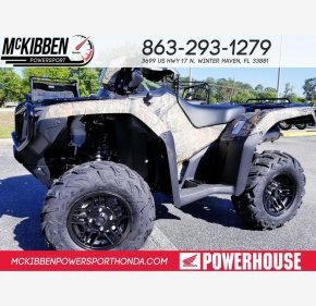 2018 Honda FourTrax Foreman Rubicon for sale 200588699