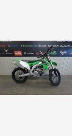 2019 Kawasaki KX450F for sale 200591659
