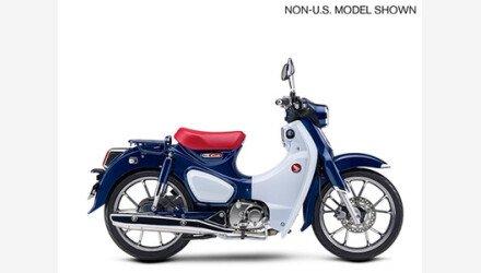 2019 Honda Super Cub C125 for sale 200592186