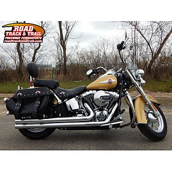 2017 Harley-Davidson Softail for sale 200593800