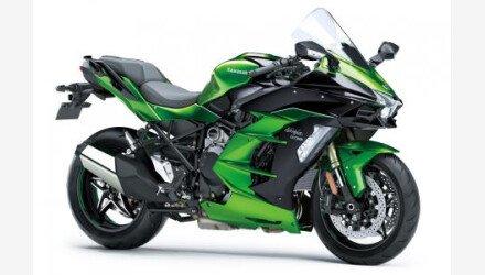 2018 Kawasaki Ninja H2 SX for sale 200595220