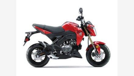 2018 Kawasaki Z125 Pro for sale 200595730