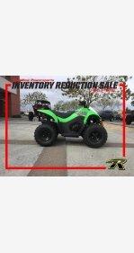 2019 Kawasaki KFX90 for sale 200597335