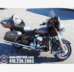 2018 Harley-Davidson Touring Ultra Limited for sale 200597718