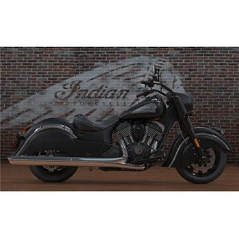 2018 Indian Chief Dark Horse for sale 200600025
