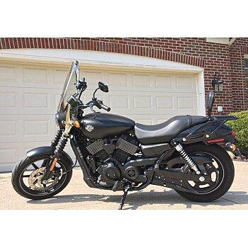 2015 Harley-Davidson Street 750 for sale 200602566