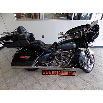 2015 Harley-Davidson CVO for sale 200603631
