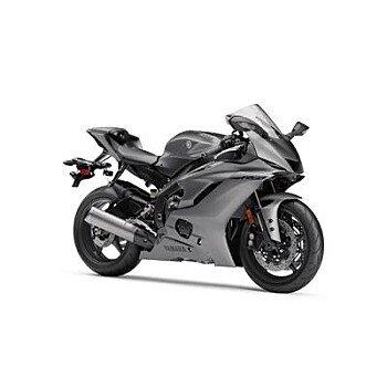 2018 Yamaha YZF-R6 for sale 200606981
