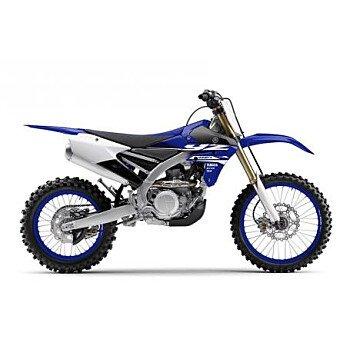 2018 Yamaha YZ450F for sale 200607531