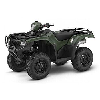 2018 Honda FourTrax Foreman Rubicon for sale 200607707
