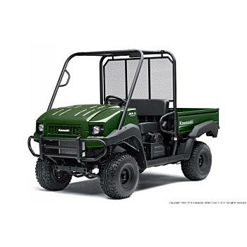 2018 Kawasaki Mule 4000 for sale 200608714
