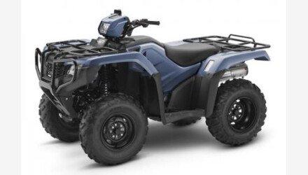 2018 Honda FourTrax Foreman for sale 200608805