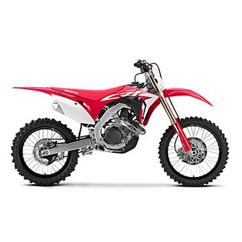 2019 Honda CRF450R for sale 200611970