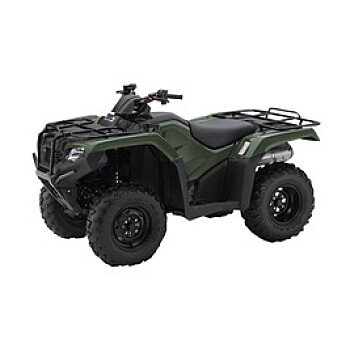 2018 Honda FourTrax Rancher for sale 200612097