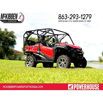2018 Honda Pioneer 1000 for sale 200616064