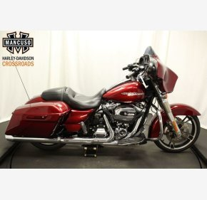 2017 Harley-Davidson Touring Street Glide for sale 200617579