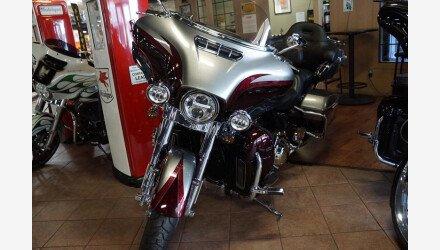 2015 Harley-Davidson CVO for sale 200617650