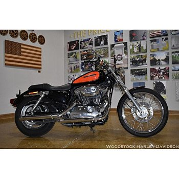 2009 Harley-Davidson Sportster Custom for sale 200620628